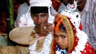 Child brides, a cruel custom