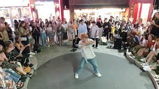 Download lagu 옴즈(OMZ-강레오(Kang Leo))/ 품행제로(Zero For Conduct)-BLOCK B-BASTARZ 20190723 홍대(HongDae) Busking/cover