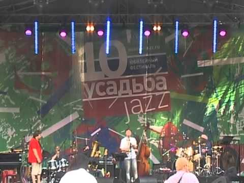Vladimir Tarasov's Double Trio TAPESTRY III (For S.J.F.)