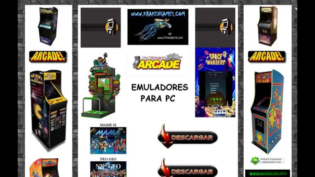 Descargar Mame Mas Rooms