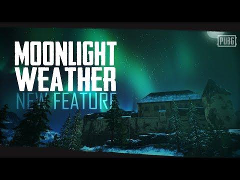 PUBG - Vikendi: New Feature - Moonlight