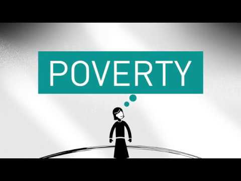 Rethinking Poverty  – What Makes a Good Society?' The Webb M