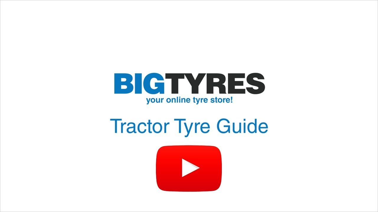 Tractor Tyres - Shop for Agricultural & Farm Tyres