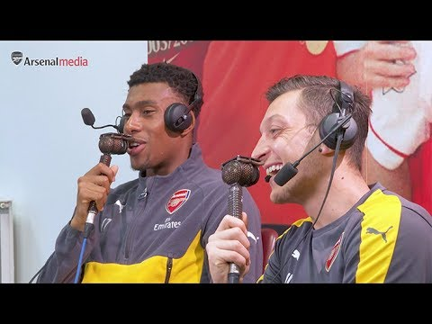 Mesut Ozil & Alex Iwobi | UnClassic Commentary