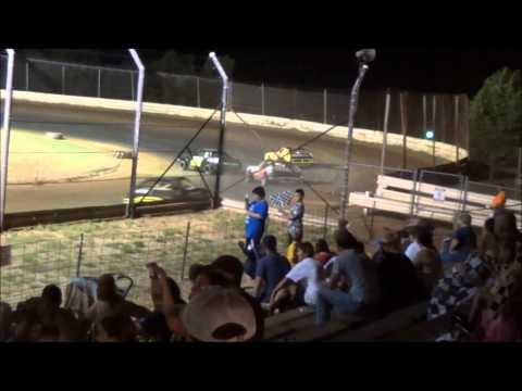 Doe Run Raceway Mini Stock Feature 8-29-14