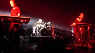 Goose - What You Need. Live @ Ancienne Belgique (Brussel)(22-4-2016))