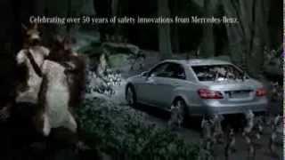 Рекламам Mercedes Stayin' Alive танцуют животные(Еще прикольные видео про автомобили - http://caferzhaka.ru/video/avto/ Авто-футболки - http://standard.gdebirka.ru/cat/56 Радиоуправляемы..., 2012-05-31T00:20:05.000Z)