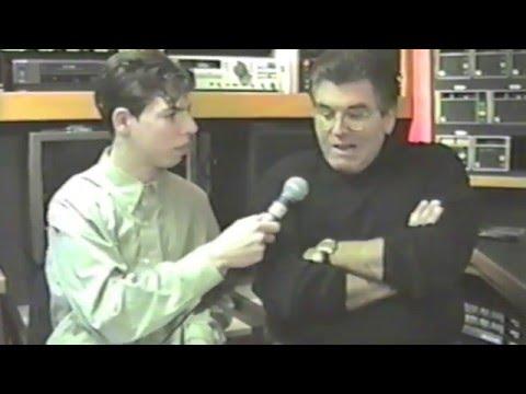 Damon Amendolara Interviews Mike Francesa in High School - 1997