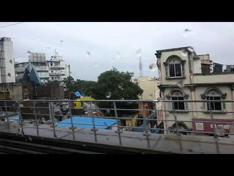 Chennai Flood On 2nd Dec 2015 Metro Shot Alandur twrds Ashok Nagar