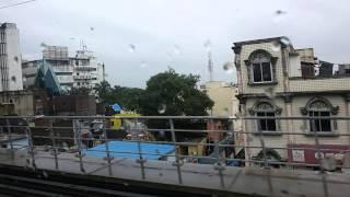 Chennai Flood On 2nd Dec 2015 Metro Shot Alandur twrds Ashok Nagar