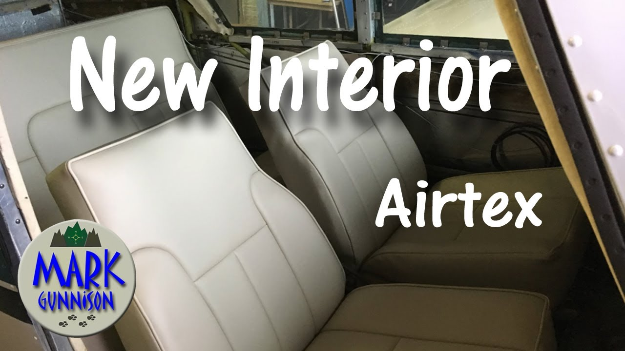 Airtex Interior Install - Mooney