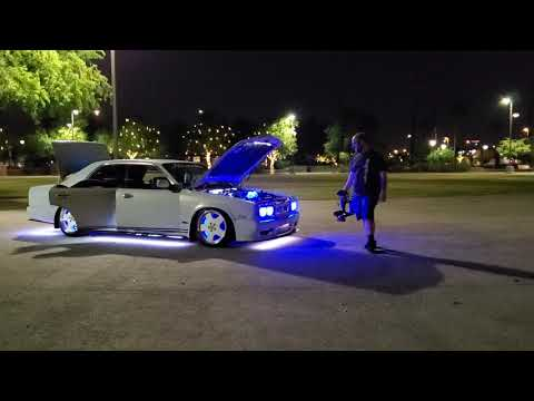 TxP Media Video Shoot Behind The Scenes Y32 Nissan Gloria RHD VG30DET JDM
