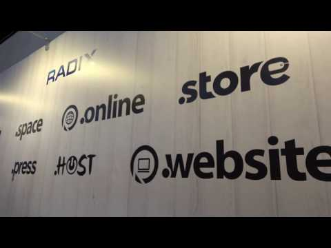 .tech .website .store .space .site .press .host .online New Domain Names by Radix