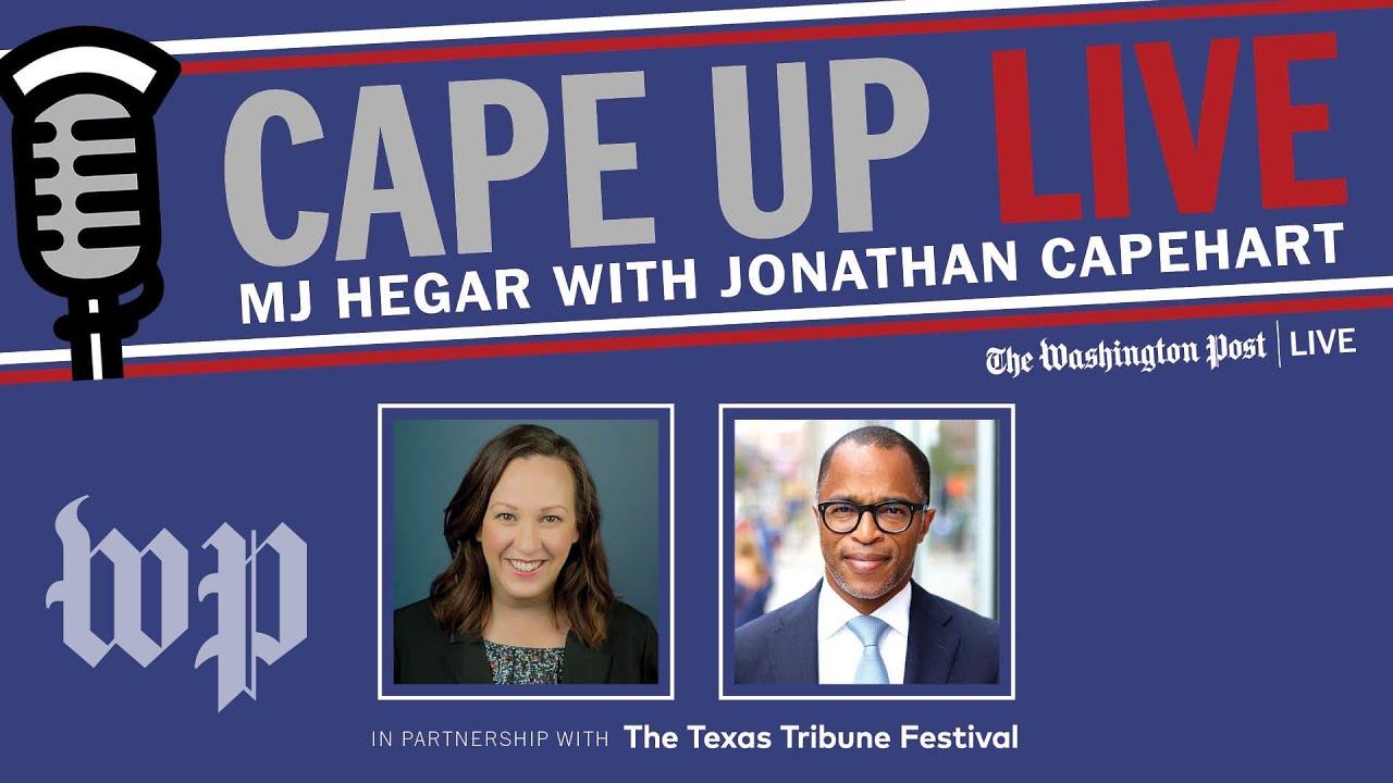 MJ Hegar with Jonathan Capehart (Full Stream 9/22)