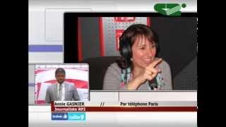 CA ME DIT SPORT(25-09-2014) intervention Annie GASNIER(RFI)