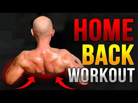 No Equipment HOME Back Workout thumbnail