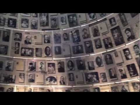A Walk To Remember: Yad Vashem Holocaust Remembrance Museum