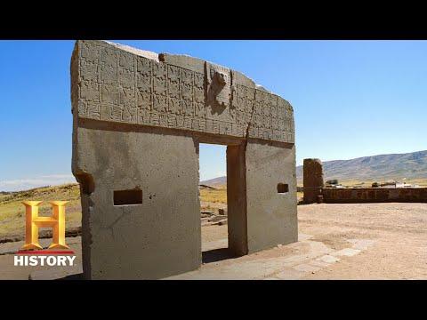 Ancient Aliens: Alien Architecture Designs (Season 12, Episode 4) | History