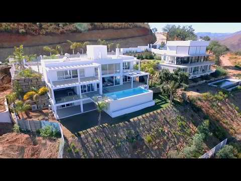 Contemporary Villa in the hills above Marbella For Sale by Homes Lux International