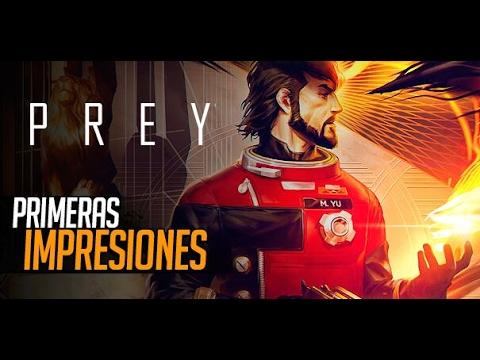 PREY: Cuando juntas BioShock, Dead Space y Metroid   IMPRESIONES y Gameplay Español   MERISTATION