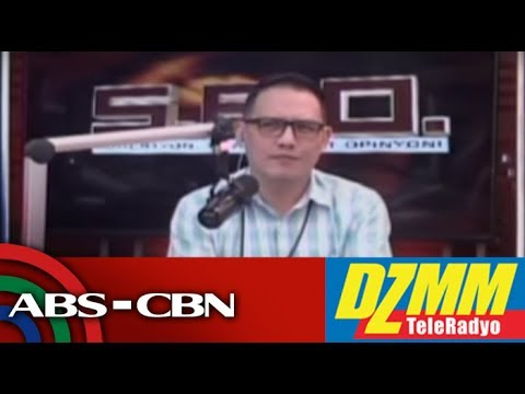DZMM TeleRadyo: Martial law in south must be backed by social reform, says Muslim scholar