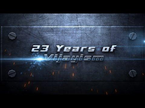 23 Years Of Vijayism| A Tribute To Illayathalapathy Vijay