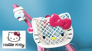 Hello Kitty Shopping Cart from Just Play