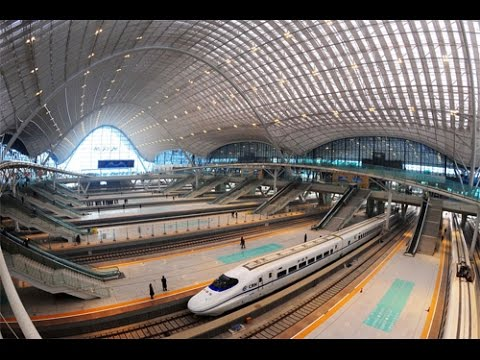 Traveling From Shenzhen and Guangzhou by train