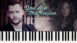 You Are The Reason Calum Scott ft Leona Lewis.mp3