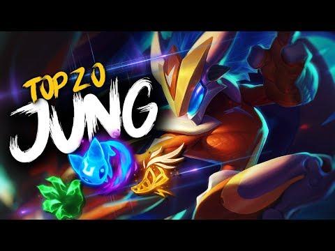Top 20 JUNGLER Plays #19 | League of Legends thumbnail
