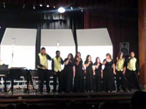 """Billionaire""  by Travie McCoy- Pueblo East High School 2011 Jazz Singers"