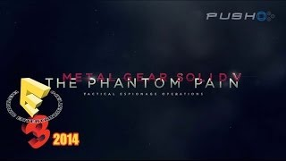 Metal Gear Solid V: The Phantom Pain (PS3/PS4) E3 2014 Trailer