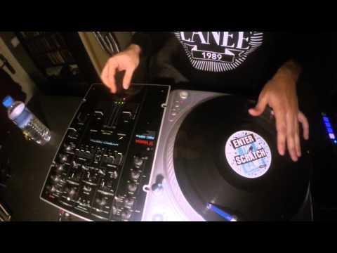 DJ Marvel Greece IDA WORLD SCRATCH BATTLE 2014