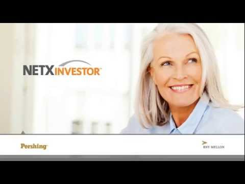NetXInvestor®—Pershing's Investor Access Solution