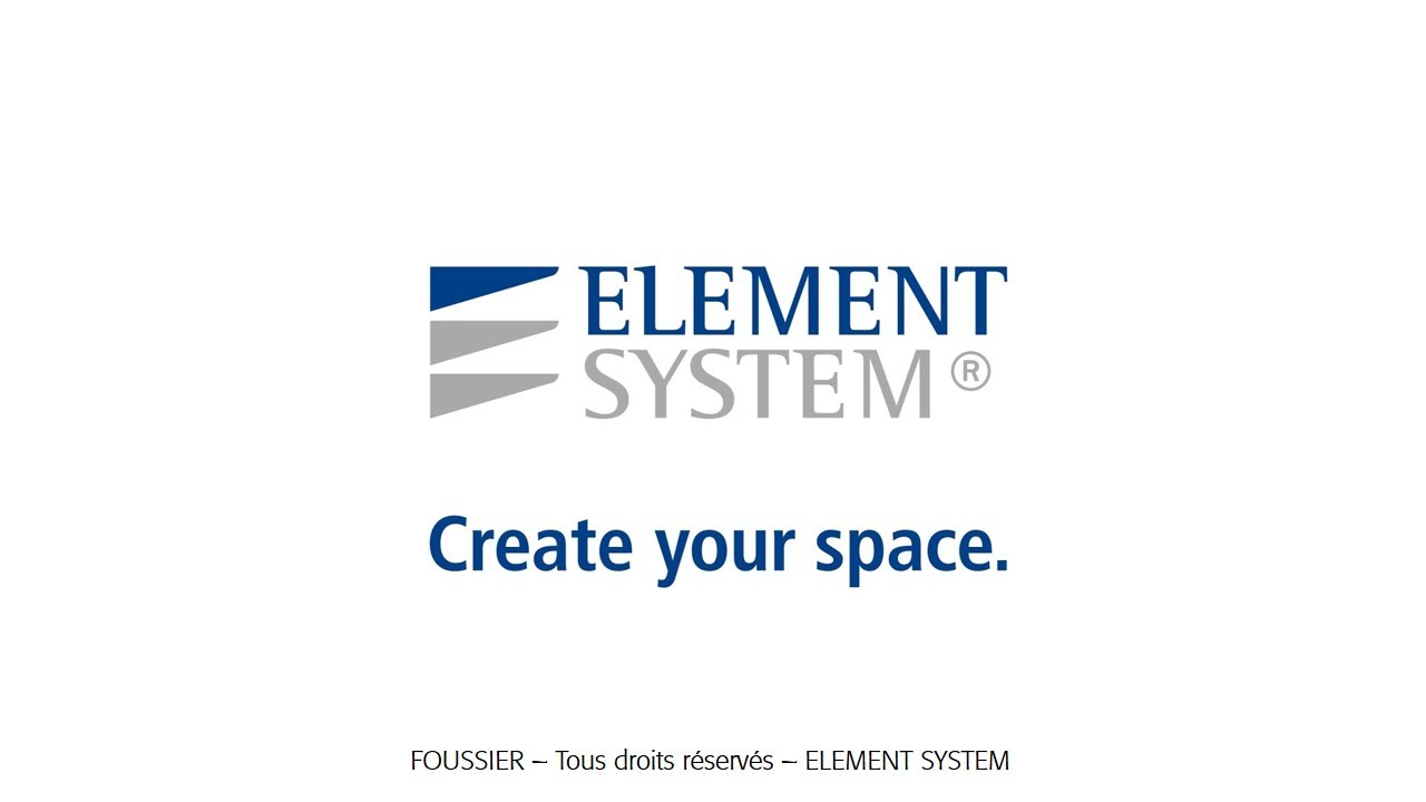 Element System Consoles Equerre Youtube