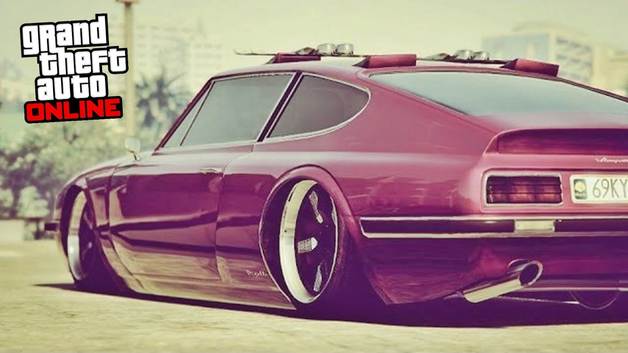 Pictures of Gta 5 Car Customization Online - #rock-cafe