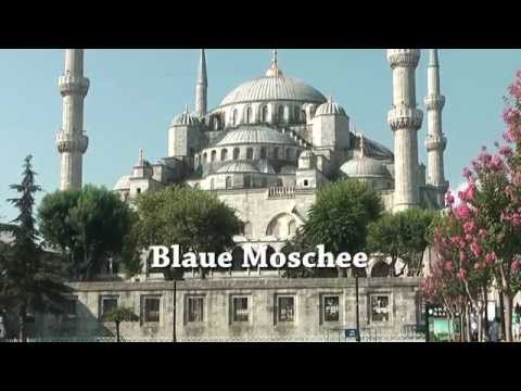 Istanbul (2): Blue Mosque, Bazaars, Bosphorus Tour