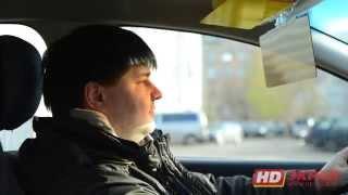 HD-Екран для водія - захист від яскравого світла сонця і фар зустрічних автомобілів
