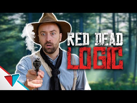 Quick Draw Logic In Red Dead Redemption