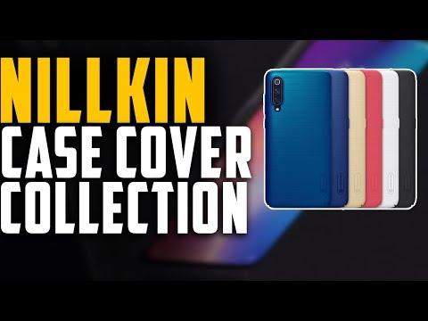 nillkin-super-frosted-case-cover-for-xiaomi-mi9,-mi9-se,-mi-9-explore