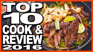 Top 10 Best Cook & Review Meals Chosen by Ken & Paul 2016