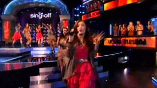 Sing Off 3 8 - Delilah - Survivor (Destinys Child) (swan song)