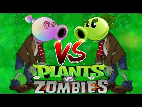 Hypno Zombatony vs Zombotany | Plants vs Zombies