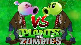 Hypno Zombatony vs Zombotany | Plants vs Zombies