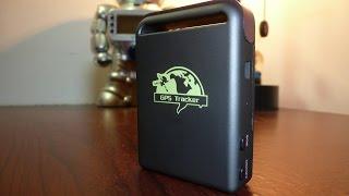 GPS Tracker TK102B Review