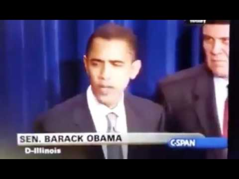 Senator Obama on Illegal Immigration: Secure The Border, Punish Businesses Who Employ Illegals
