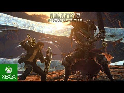 FINAL FANTASTY XV - Episode Gladiolus Trailer