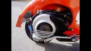 accensione motore VLX1M 645311 (con mix)  x vespa 150 px