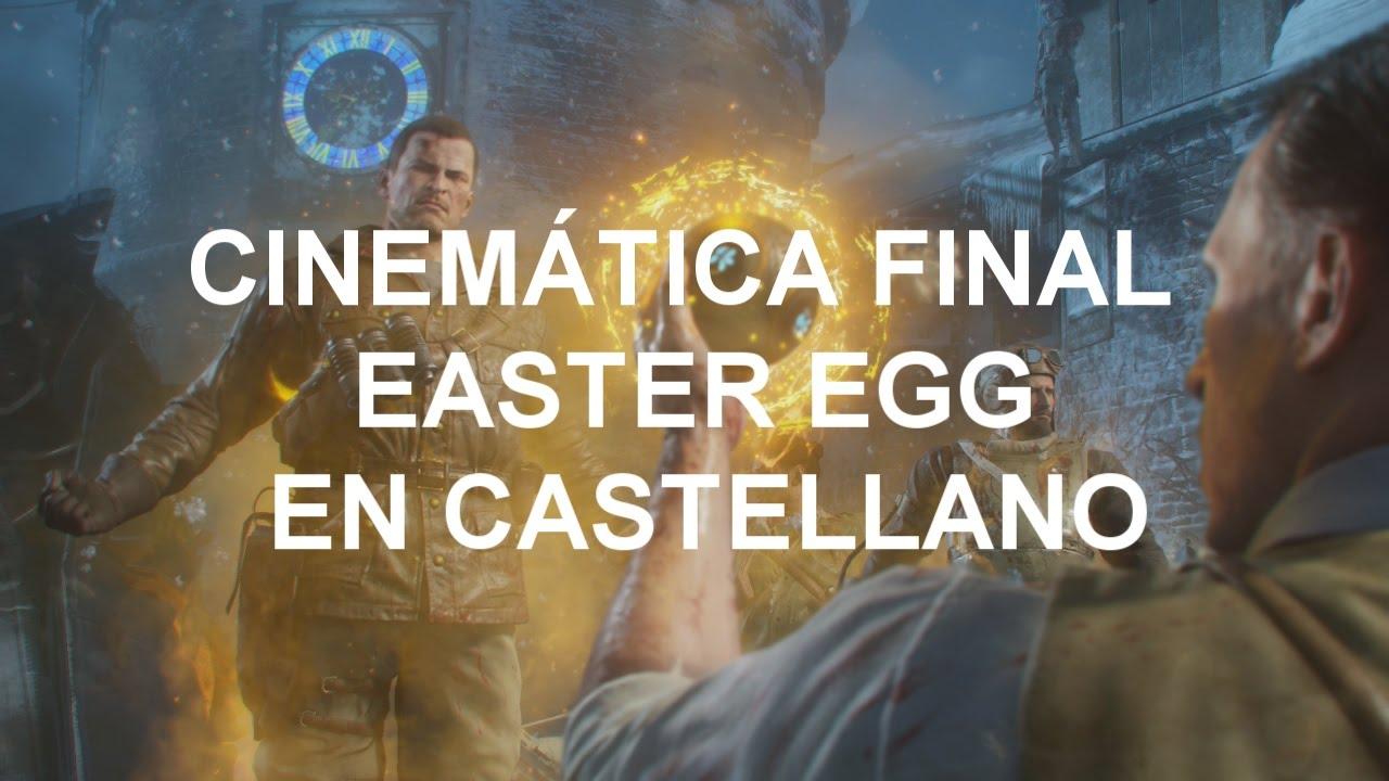 "Cinematica Final EASTER EGG ""DER EISENDRACHE"" EN CASTELLANO ..."