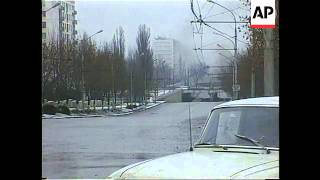 Chechnya - Bombing Of The Presidential Palace